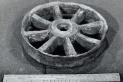 Pully-wheel