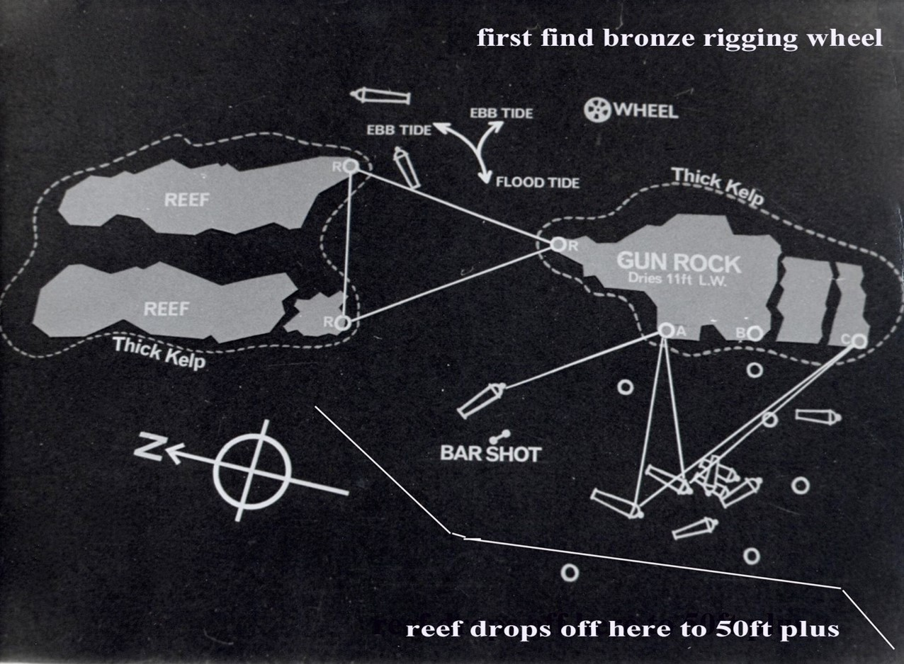 Finds-map